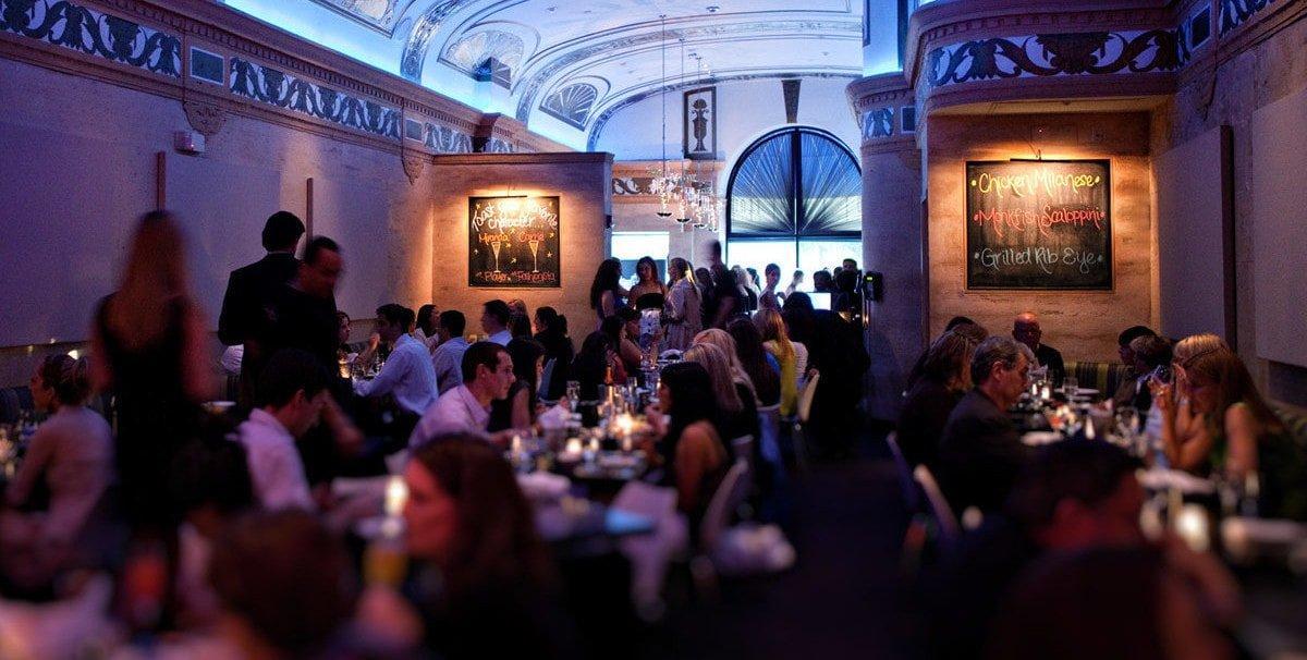 Boston restaurant scene