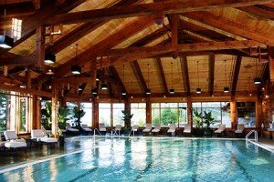 Mohonk Mountain House Pool