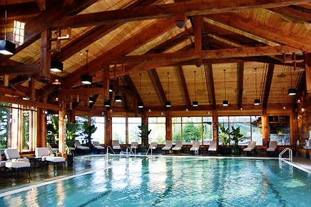 Mohonk Mountain House Pool