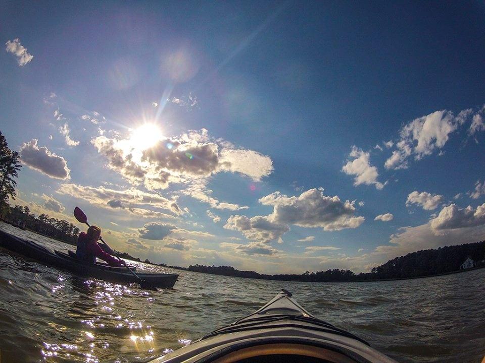 Kayaking Richmond, VA