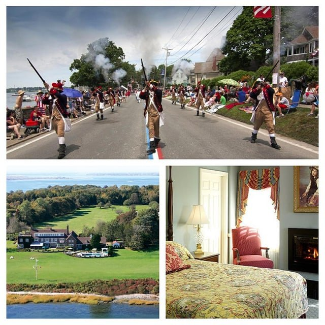 July 4th Festivities and Brstiol hotels