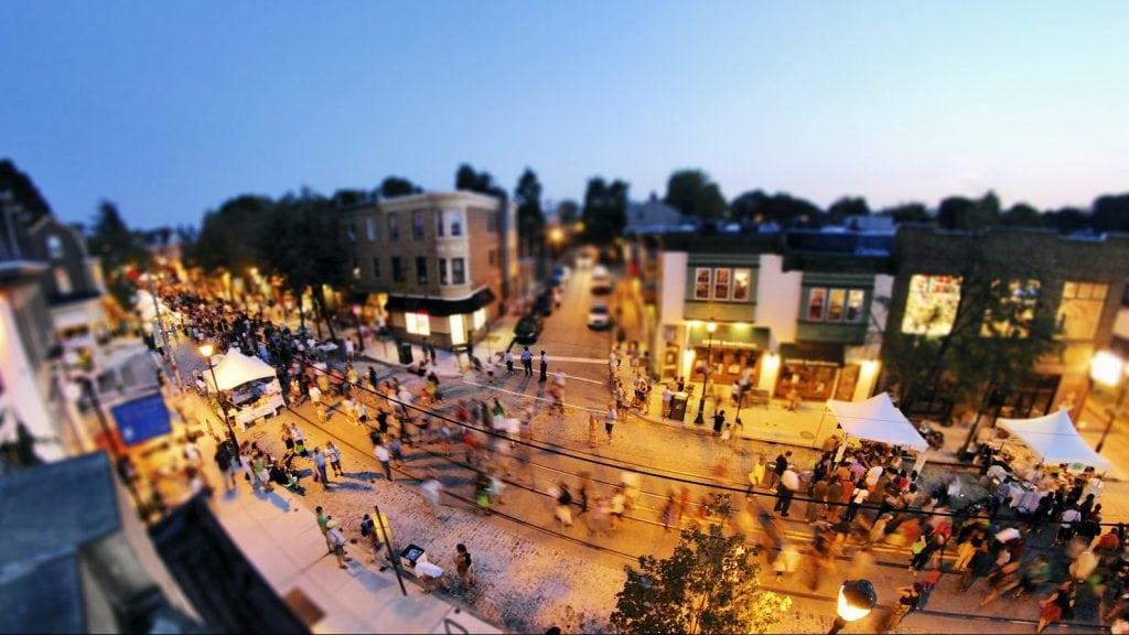 Night Market Philadelphia