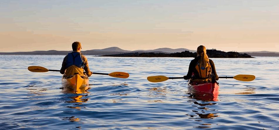 Kayaking portsmouth