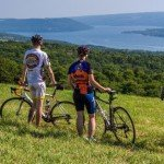 biking the finger lakes