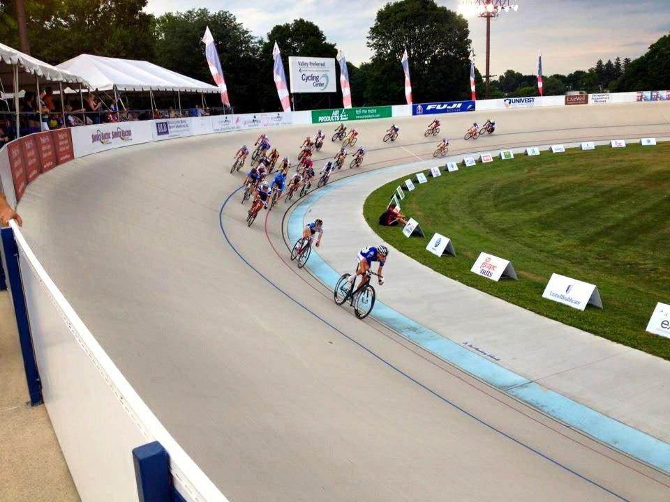 T Town velodrome