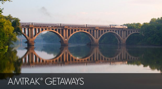 Amtrak Getaways