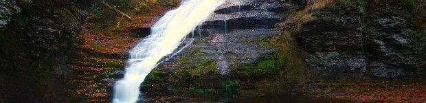 Raymondskill Falls