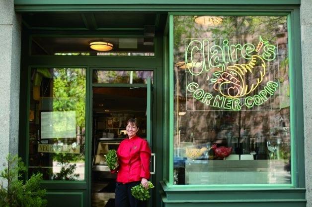 Claire's Corner Copia
