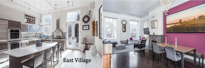 A onefinestay listing in the East Village
