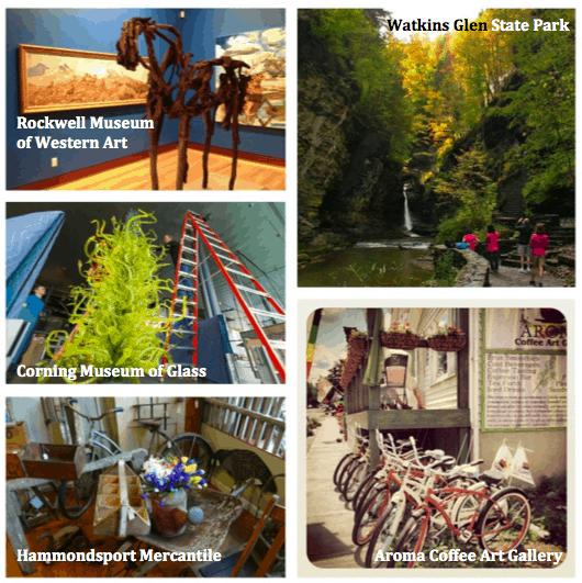 indoor and outdoors activities