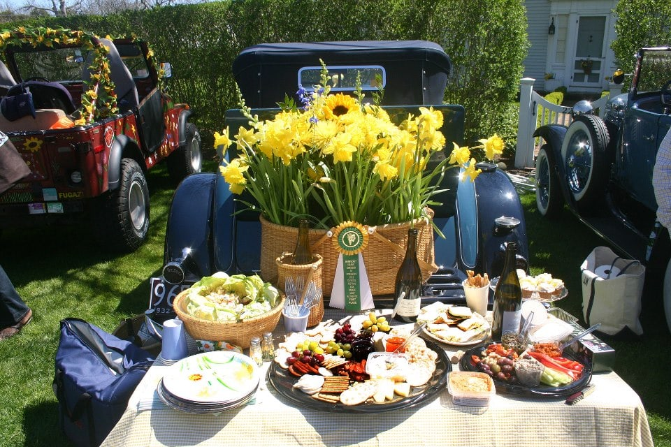 Daffodil Fest in Nantucket