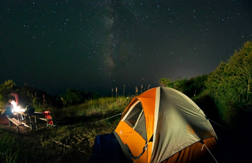 camping outer banks