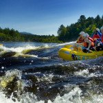 Whitewater Rafting on the Hudson