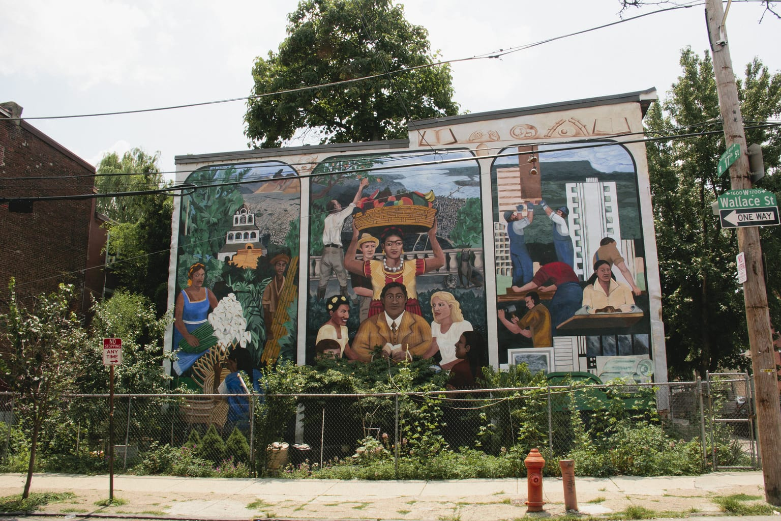 Murals of Philly