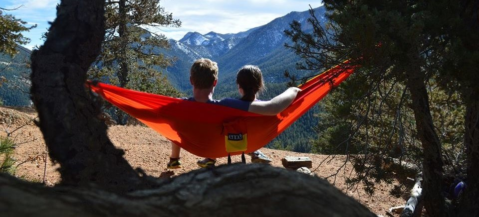 travel with a hammock
