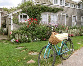Nantucket bike ride