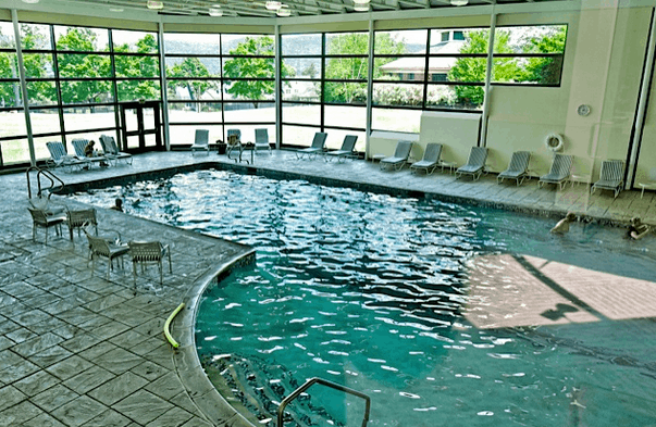 Pool at Cranwell Resort