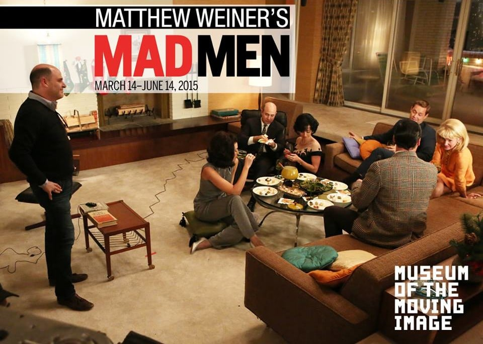 Mad Men exhibit