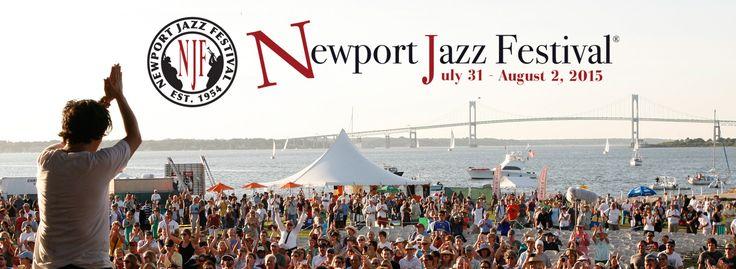 Newport Jazz Fest 2015
