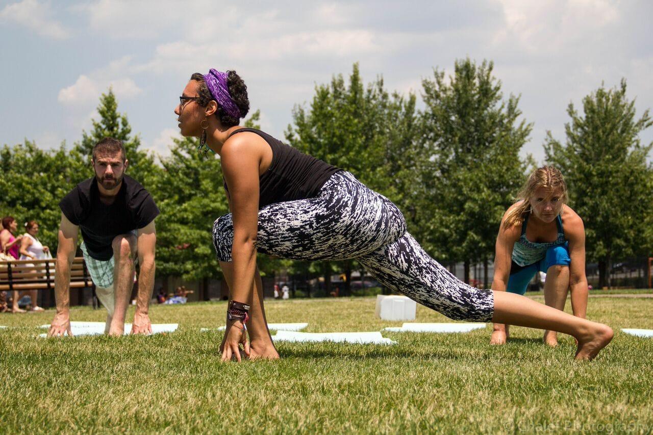 Yoga at MassBliss