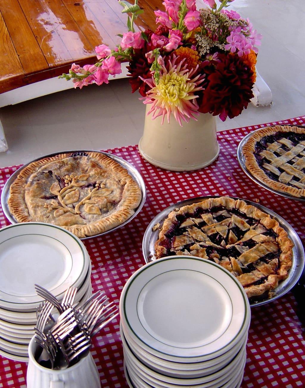 blueberry pie_Courtesy Schooner Stephen Taber