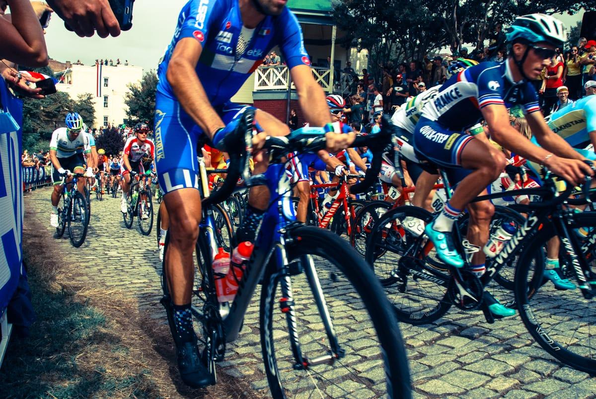 Richmond road race