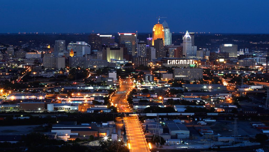 Cincinnati, Ohio: City on the Verge of Green