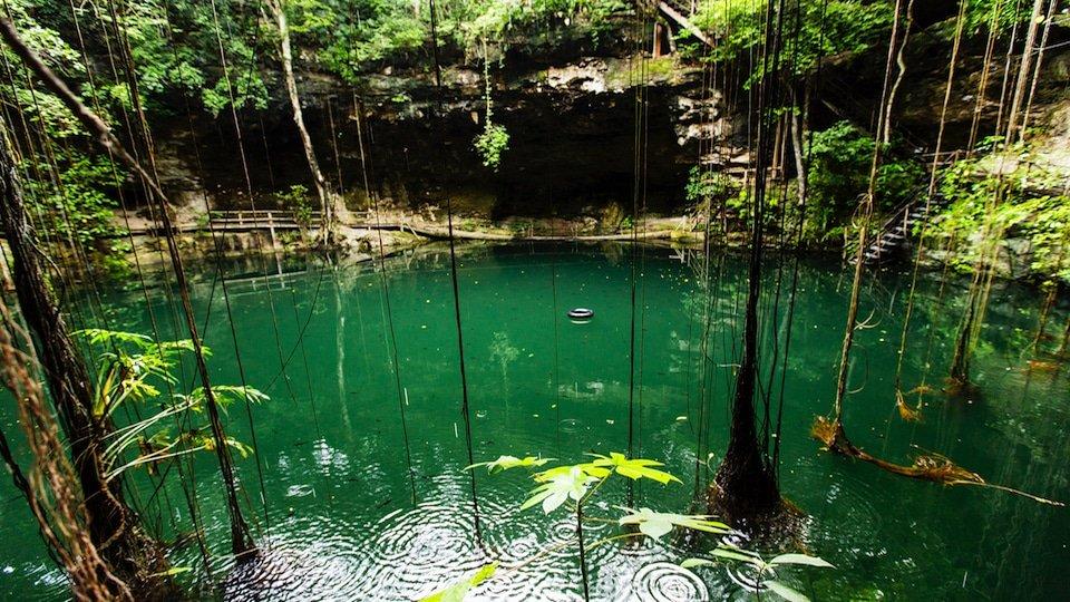 Top Adventures in the Yucatán, Mexico