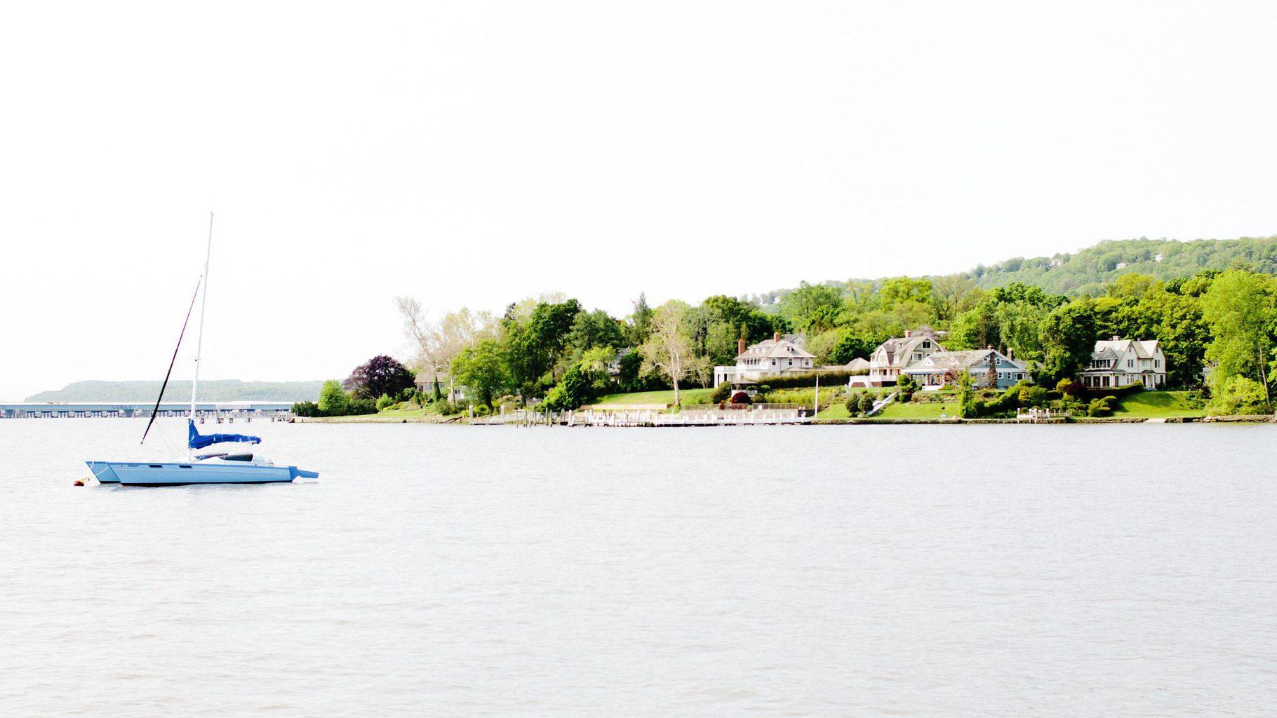 Hudson River near Nyack