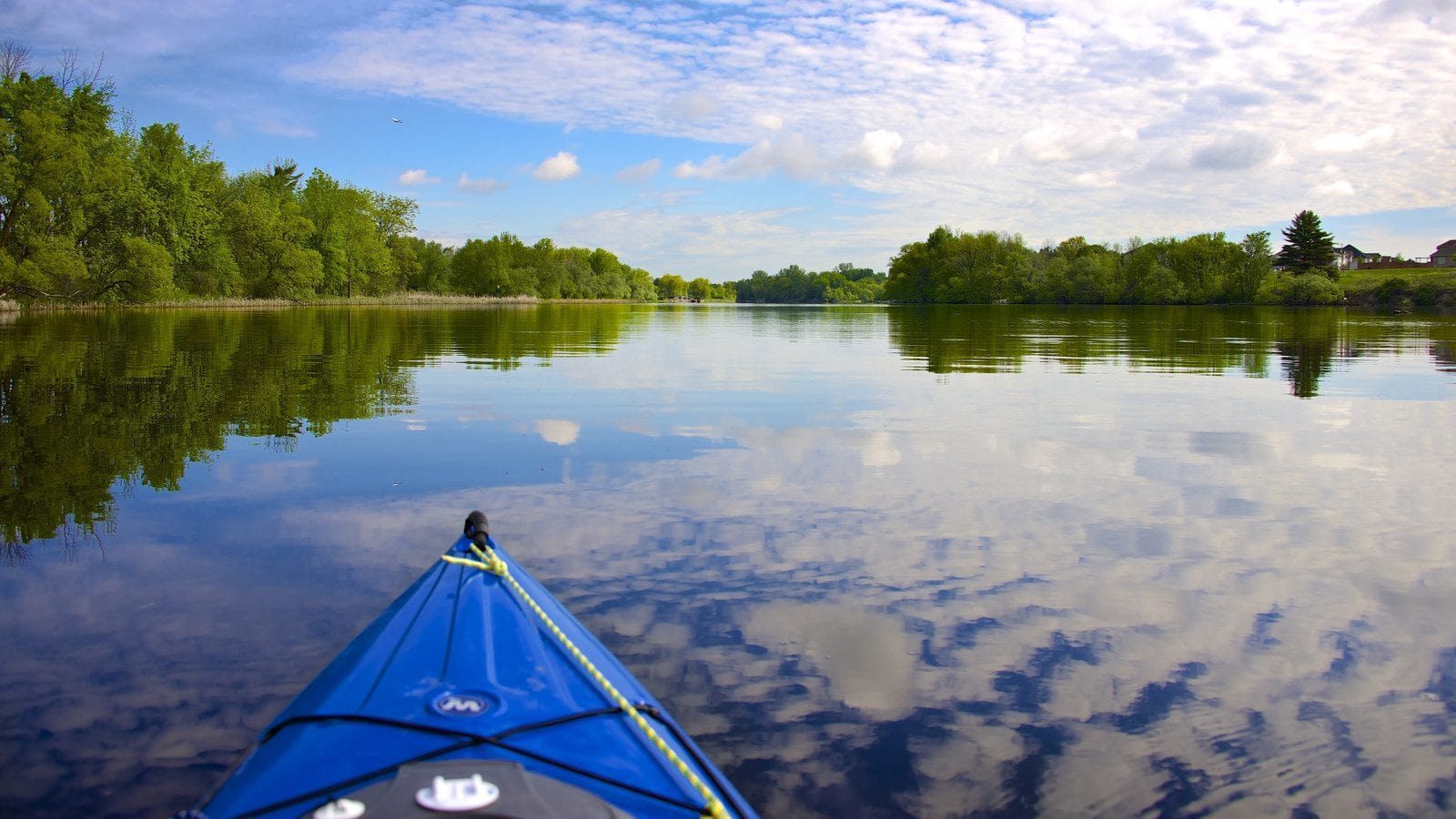 Kayak Harriman State Park