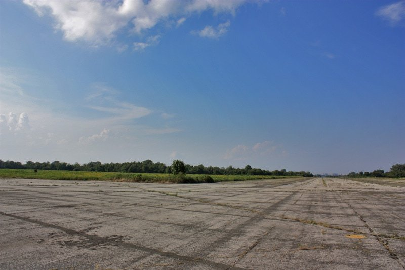 Runways at Floyd Bennett Field