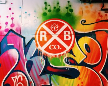 Rockaway Brewing Co. Mural
