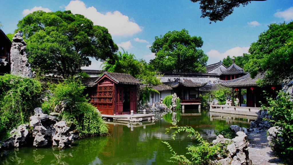 Suzhou: China's Garden of Serenity