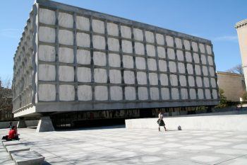 Beinecke Library New Haven