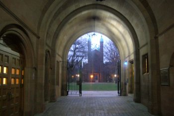 Phelps Gate, New Haven