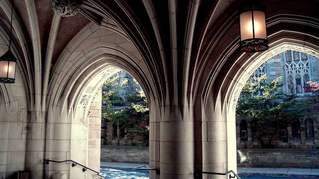 Yale Law School Exit