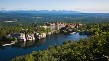 Aerial View-Mohonk