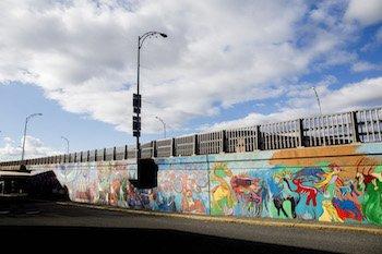 North Adams Mural