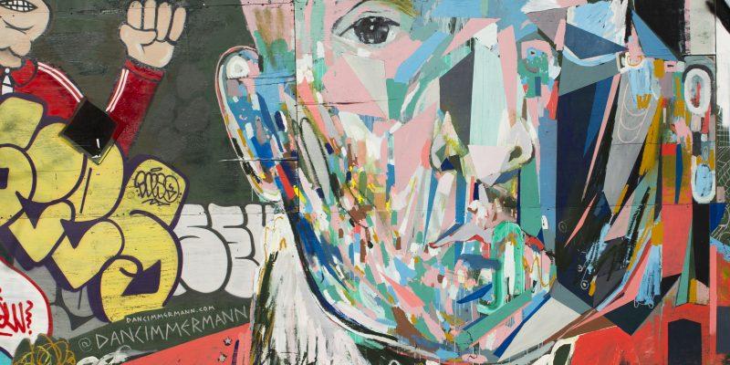 starr street art project bushwick street art by dan cimmermann