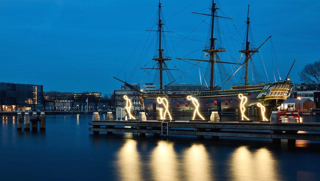 Light City Baltimore insatllation
