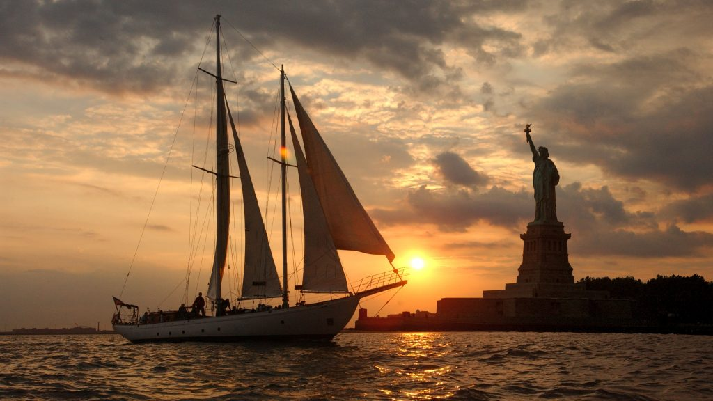 The Shearwater Manhattan By Sail