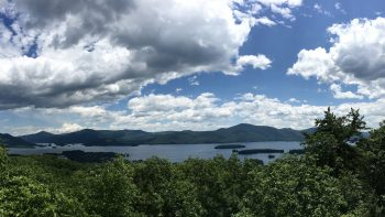 Lake George by Regina Baker