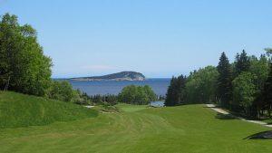 nova scotia golfing