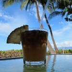 Mai Tai by the shore (Photo by Chris Brunelle)