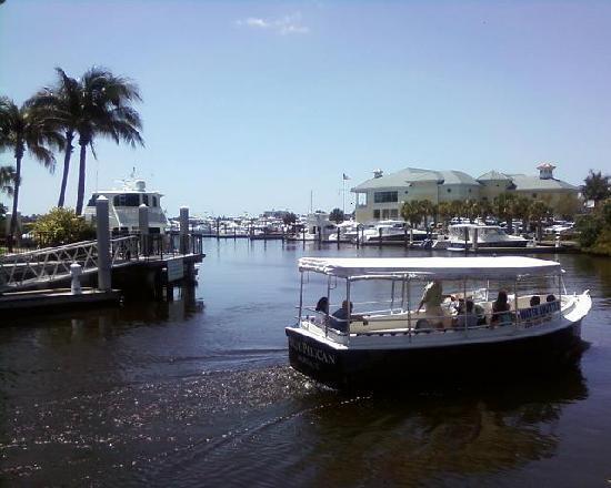 Naples Bay Shuttle
