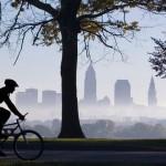 Biking Cleveland