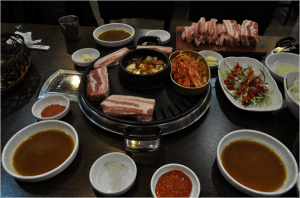 Great Eats in Seoul South Korea