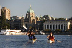 Kayak in Victoria