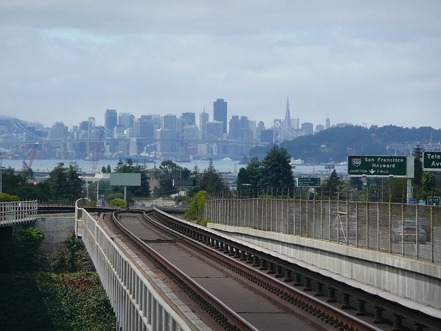 Take the BART to Rockridge
