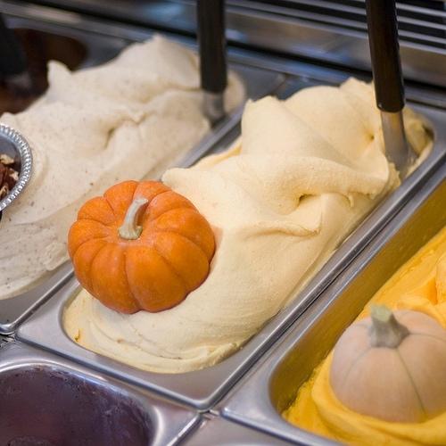 pumpkin gelato